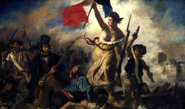 Frasi Francese Libertà