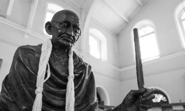 Frasi Gandhi Inglese