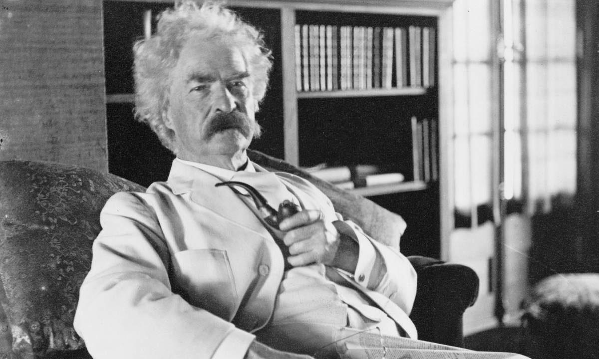 Frasi Mark Twain Inglese
