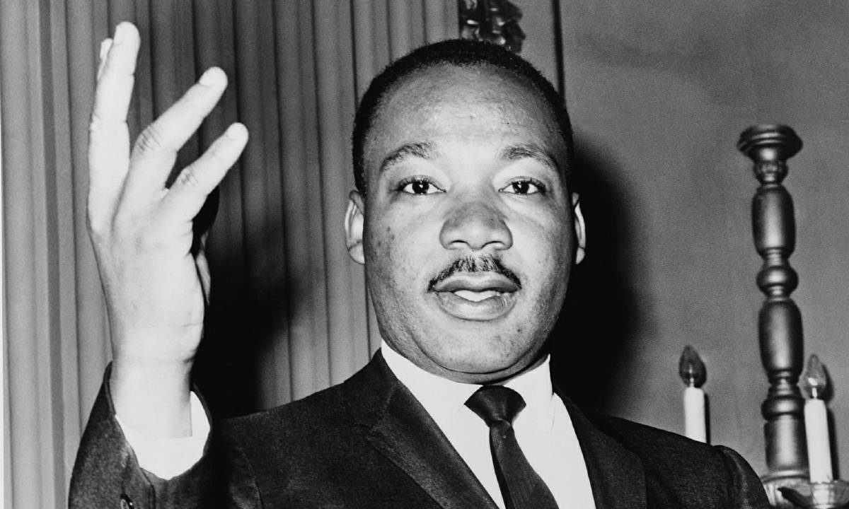 Frasi Martin Luther King Inglese