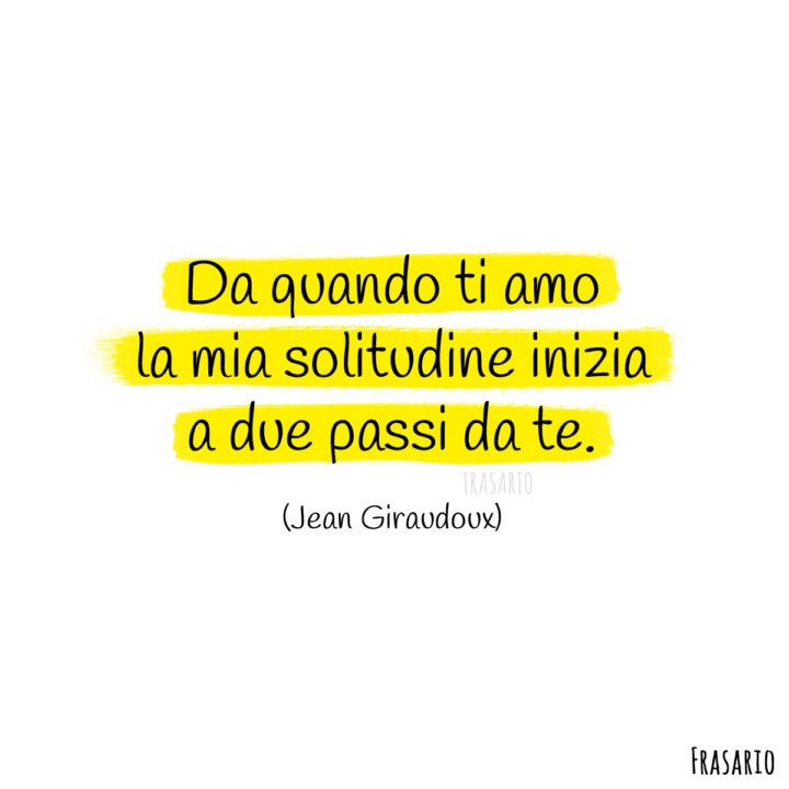 frasi auguri compleanno amore solitudine giradoux