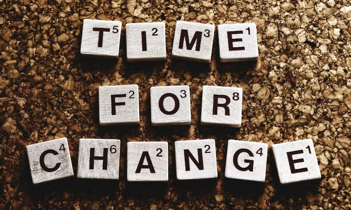 Frasi sul Cambiamento